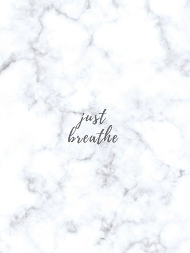 Zoom IMG-2 just breathe undated monthly planner