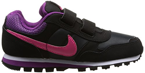 Nike Md Runner Psv, sneaker mixte adulte Anthracite/Pnk Pw-Blk-Bld Brry