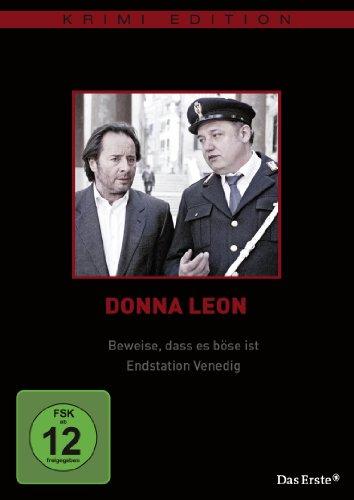 Donna Leon - Beweise, dass es böse ist / Endstation Venedig (Krimi-Edition)