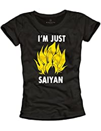 Son Goku - I´m Just Saiyan T-Shirt