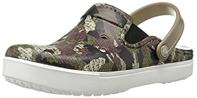 3127a0adb58e1 ... crocs Citilane Graphic Men Clog in Brown