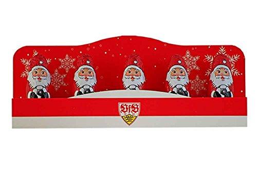 VfB Stuttgart Massiv Weihnachtsmänner 5er Pack Nikoläuse
