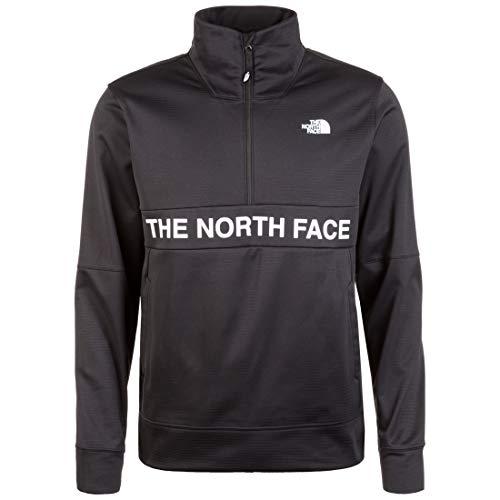 THE NORTH FACE Train N Logo Sweatshirt Herren schwarz, M -