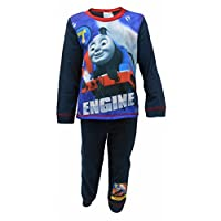 Thingimijigs Thomas The Tank EngineNo 1 Engine Boys Pyjamas Blue