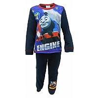 Thingimijigs Thomas The Tank EngineNo 1 Engine Boys Pyjamas , Blue, 2-3 Years