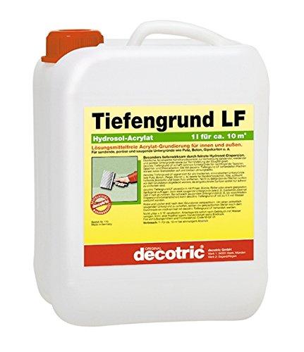 decotric Tiefengrundierung LF 2,5 Liter [Misc.]