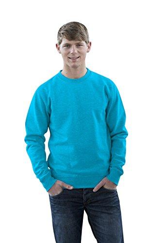 JH030 Sweater Sweatshirt Sweat Sweater Pullover Hawaiian Blue