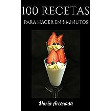 100 recetas para hacer en 5 minutos