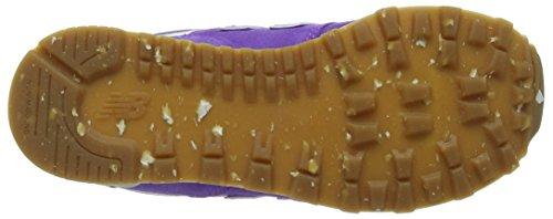 New Balance Kl574eup M, Sneakers Basses Mixte Enfant Violet (Purple)