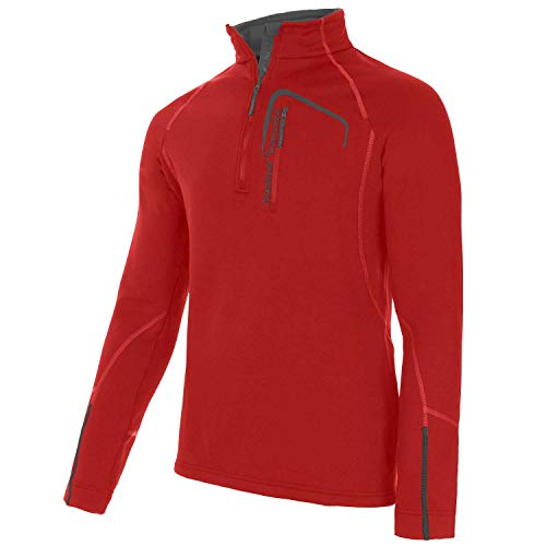 Trangoworld Pullover Jeita - Rouge