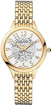 Balmain Casual Watch For Women Analog Metal - B39103314