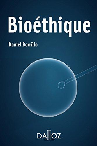 Bioéthique - 1ère édition