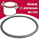 Seb SEB0364 Auto Cuiseur Joint Joint pour Autocuiseur Inox Seb Optima/Sensor 1 Inox 8/10 L