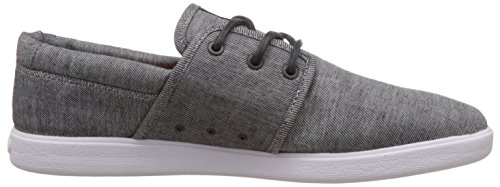 DC Shoes  Herren Schuhe Haven Tx Se, Chaussures de Skateboard Homme Gris (Gray Ash GRA)