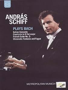 Andras Schiff spielt Bach