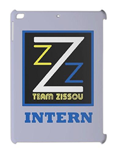 team-zissou-intern-ipad-air-plastic-case