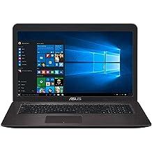 Asus P2730UQ-T4151R Ordinateur Portable Hybride 17,3'' Marron foncé (Intel Core i7, 8 Go de RAM, 1 to, Nvidia GeForce 920MX, Windows 10)