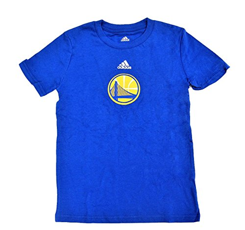adidas Golden State Warriors NBA Pre Game Youth T-Shirt (Youth groß 14/16) (Youth State T-shirt)