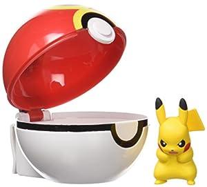 Tomy 21736782 Figurinas Pokemon Multicolor, figura de juguete para niños  ( De plástico, 140 mm, 83 mm), 1 unidad, modelos surtidos