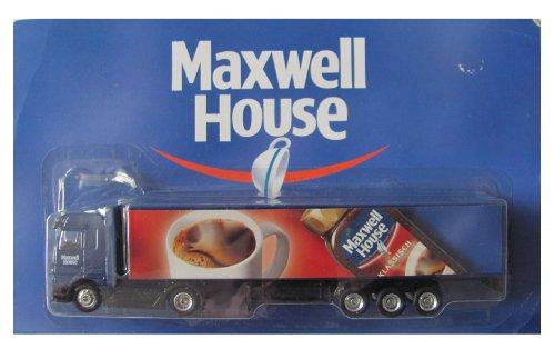 Kraft Nr. - Maxwell House - Löslicher Kaffee - MB Actros - Sattelzug