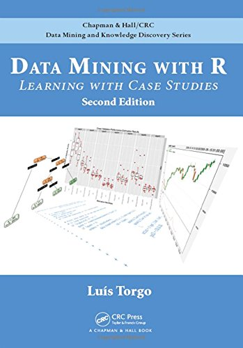 Data Mining with R: Learning with Case Studies, Second Edition (Chapman & Hall/Crc Data Mining and Knowledge Discovery) -