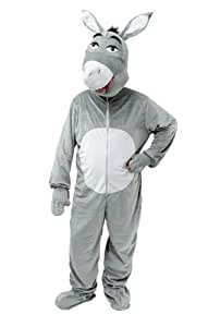 Bristol Novelties Donkey Adult Fancy Dress Costume