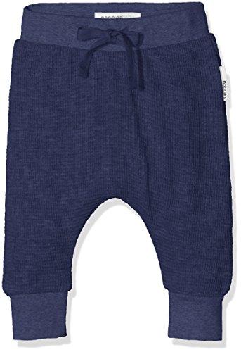Noppies Baby-Jungen Hose B Pant Jrsy Harem Slim Grosse Blau (Indigo Blue Melange C141), Frühchen (Herstellergröße: 44)