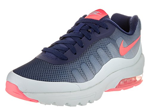 Nike W Air Max Invigor Print, Baskets Femme Bleu (Binary Blue/lava Glow/glacier Blue)