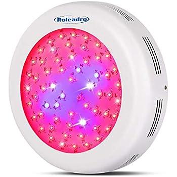roleadro ufo lampe horticole 300w led grow light avec uv. Black Bedroom Furniture Sets. Home Design Ideas