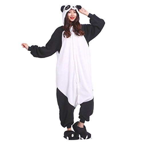 nda Erwachsene Kigurumi Kostüm Pyjamas Schlafanzug Anime Unisex Kostüme Jumpsuit Karneval Cosplay Tier (Anime Kostüm Machen)