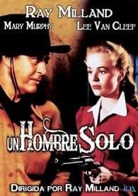 A Man Alone [DVD] Ray Milland; Ward Bond; Mary Murphy; Raymond Burr; CategoryUSA