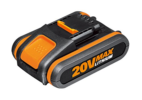Worx WA3551.1 Batteria 2.0Ah 20V agli Ioni di Litio Worx Power Share 20V