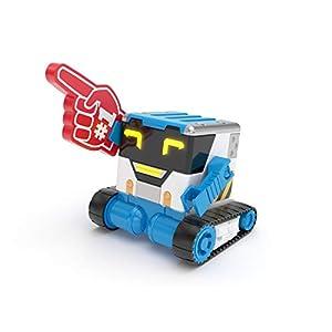MIBRO- Version en español Really RAD Robots, Color Blue (Moose Toys 27817)