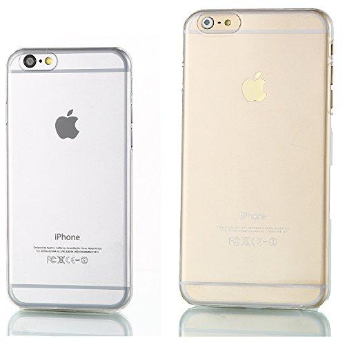 """RE:CRON® iPhone 6 (5,5"""") Polycarbonat Case Hülle Cover transparent mega-dünn und klar Iphone 6"""