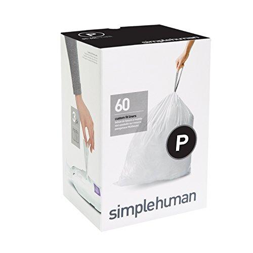 simplehuman-code-p-plastic-custom-fit-bin-liner-pack-of-60-white