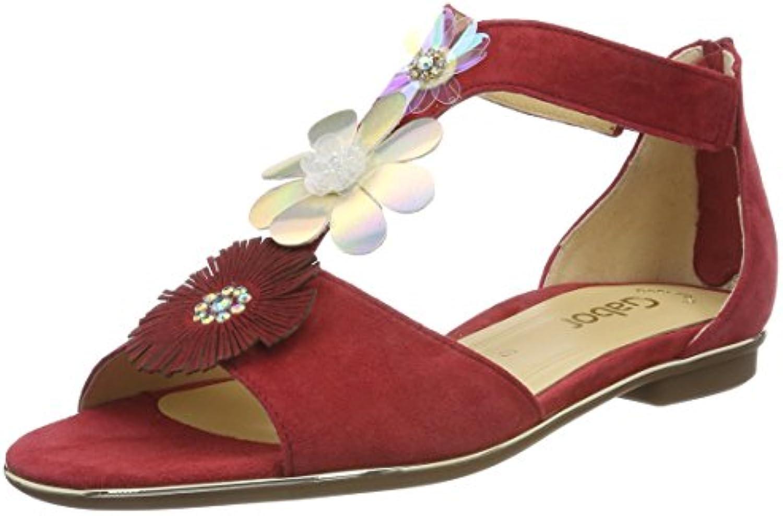 Gabor Fashion, Sandali con Cinturino alla Caviglia Donna | Trendy  Trendy  Trendy  | Scolaro/Ragazze Scarpa  965596