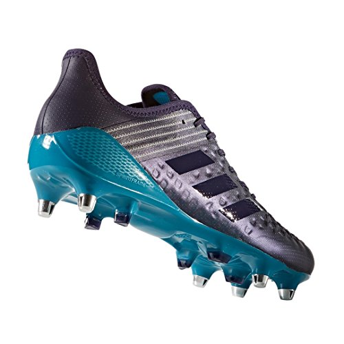 adidas Herren Predator Malice Control SG Rugby-Schuhe, Weiß verschiedene Farben (Petmis / Tinnob / Narres)