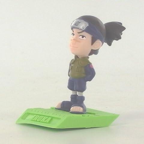 Figura Iruka Gashapon Colección Konoha Ninja Naruto