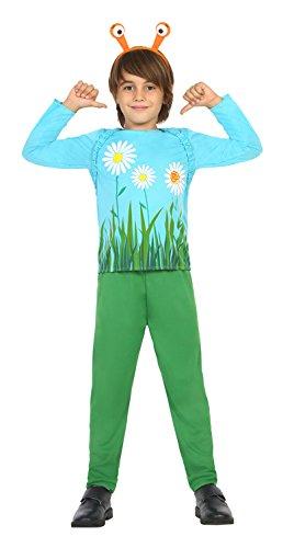 Schnecke Kind Kostüm - ATOSA 22173 - Schnecke, Jungenkostüm, Größe 104