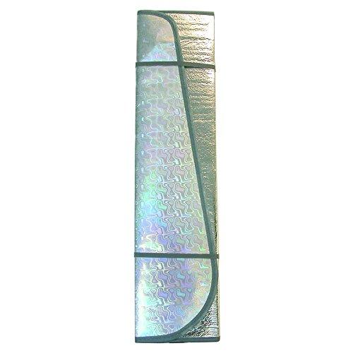 Carpoint Parasol Coche Aluminio 145x70