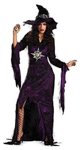 D-guisement Sorci-re Costume Adulte 133689 - Noir -, occasion d'occasion  Livré partout en Belgique