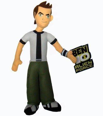 Ben 10 Alien Force 20 Inch Plush Figure Ben 10 [Toy]