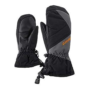 Ziener Kinder Agilo As(r) Mitten Ski-Handschuhe/Wintersport | Wasserdicht, Atmungsaktiv