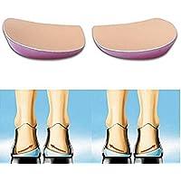 O/X Typ Bein Orthopädische Einlegesohle Soft Gel Füße Pads, Größe für Frauen Herren + atmungsaktiv Gel Absatzschoner... preisvergleich bei billige-tabletten.eu
