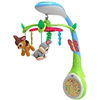 Chicco Disney Cot Mobile Baby Toy, Pack of 1