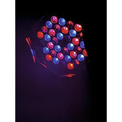 Eurolite LED PAR 56 MLZ silber · Lampada LED - Par 56 Lampada