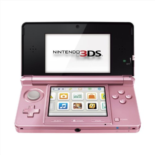 Console Nintendo 3DS - rose corail [import anglais]