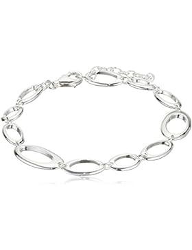 Elements Damen Armband 925 Sterling Silber silber B345
