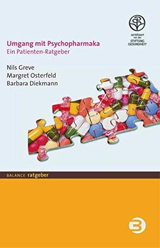 Cover »Umgang mit Psychopharmaka«