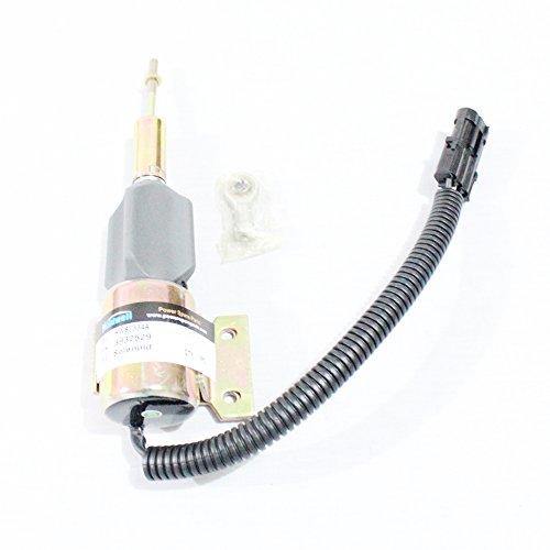 holdwell Diesel Valvola solenoide per Cummins 4BT 6BT
